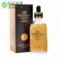 پرایمر و سرم ضد چروک طلای گلدزن (24k goldzan ampoule)