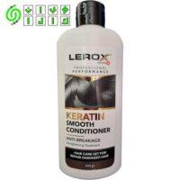 نرم کننده مو لروکس مدل Keratin حجم 550 میلی لیتر