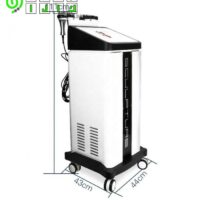دستگاه لیزر ار اف لاغری ،فرم دهنده سینه و باسن 6in 1 rf cavitation vacuum body slimming