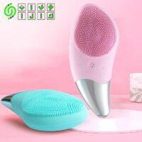 برس پاکسازی و خنک کننده پوست sonic facial brush