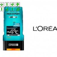 شامپو مو و بدن لورآل مدل HDYRA POWER حجم 300 میلی لیتر