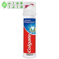 خمیر دندان پمپی کلگیت آمریکا مدل Colgate Cavity Protection