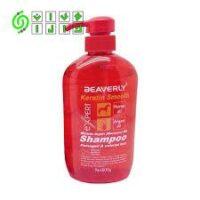 شامپو کراتین بیورلی ( بدون سولفات ) Shampoo BEAVERLY Keratin Smooth