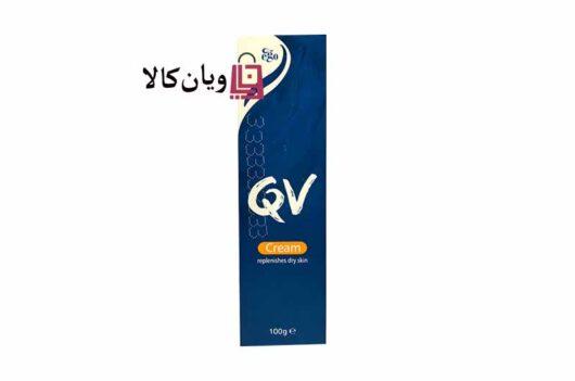 کرم مرطوب کننده کیووی QV تیوپی