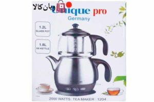 چای ساز روهمی یونیک Unique مدل ۱۲۰۴