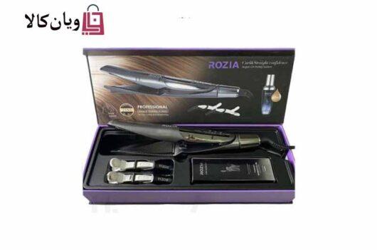 اتو موی کراتینه روزیا مدل HR792 ROZIA