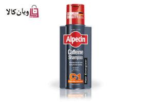 شامپو کافئین C1 آلپسین اورجینال