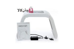 ماسک ال ای دی تونلی امگا لایت Omega light LED facial mask