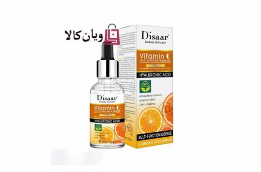 سرم صورت ویتامین C و هیالورونیک اسید دیسار Disaar