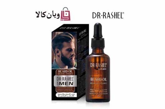 محلول رشد سریع موی ریش Dr.Rashel