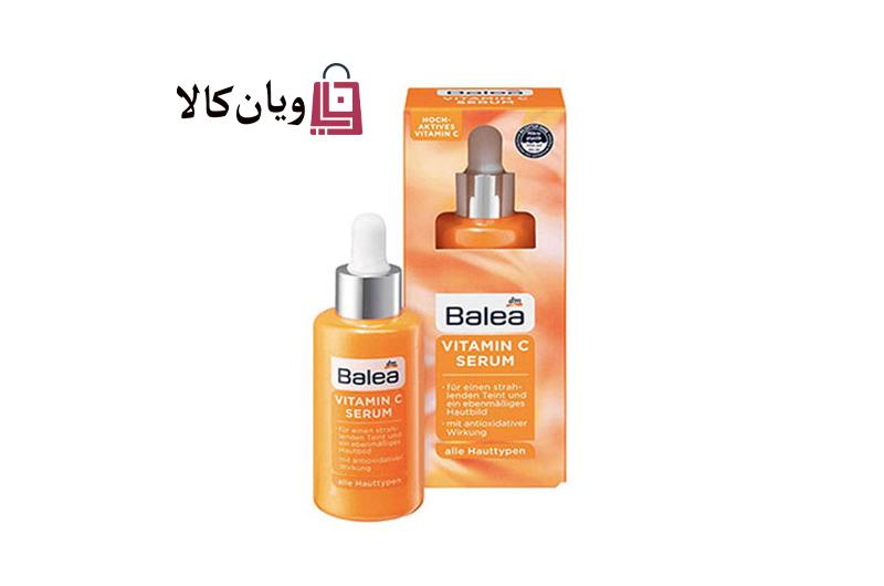 سرم پوست باله آ Balea مدل ویتامین C حجم 30 میلی لیتر