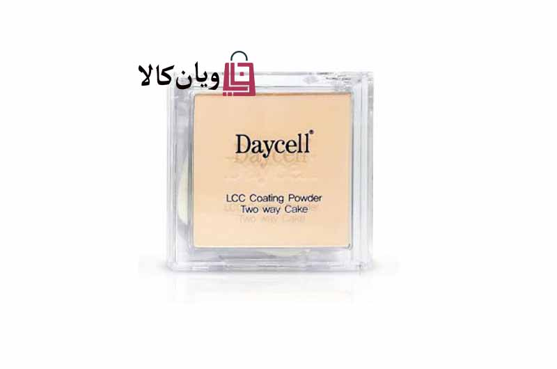 پنکک دایسل مدل مربعی Daycell