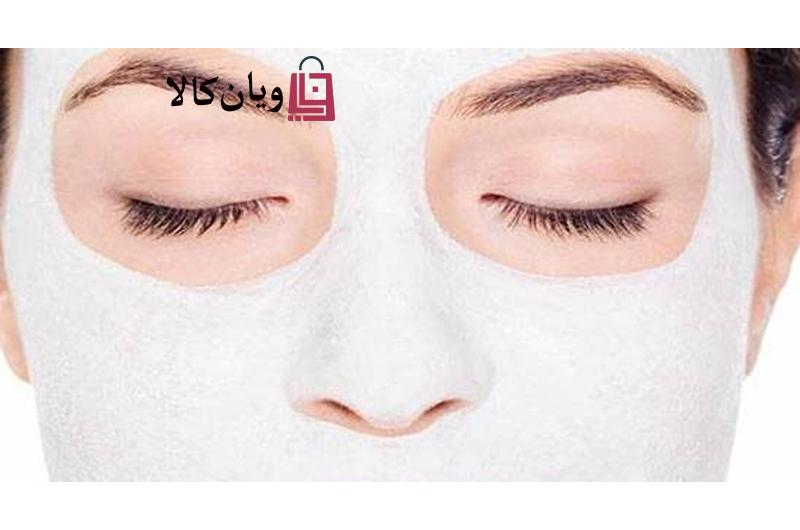 ماسک پودری آدامسی و لاتکسی عصاره گل یاس برند Sun ساخت کره