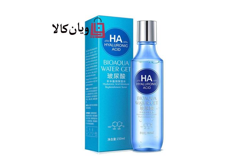 تونر هیالورونیک اسید بیوآکوا Bioaqua