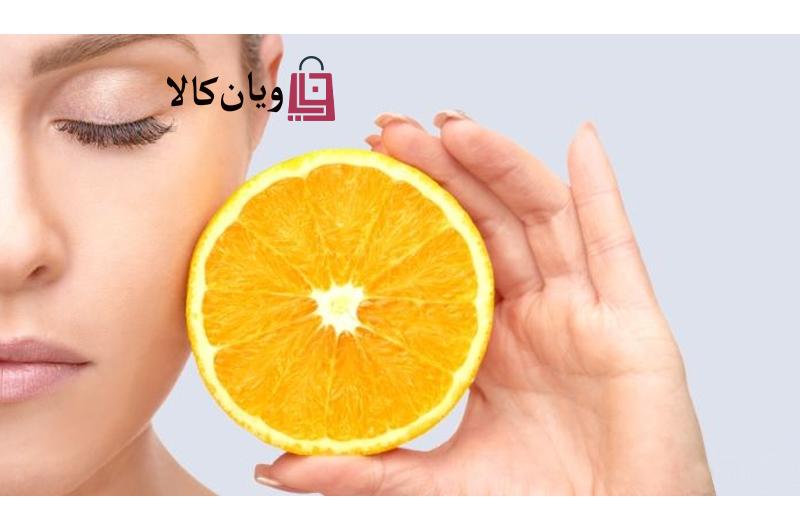 ماسک پودری آدامسی و لاتکسی عصاره پرتقال برند Sun ساخت کره