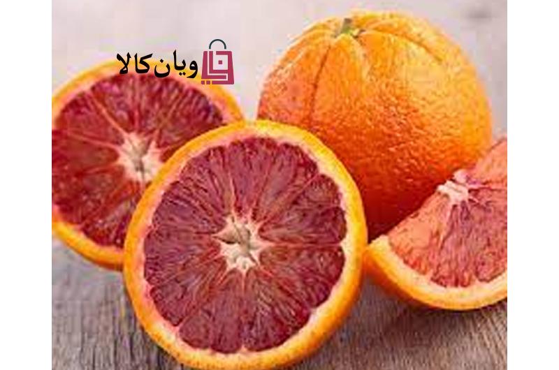 ماسک ورقه ای پرتقال خونی